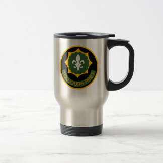 2nd ACR Shoulder Patch 15 Oz Stainless Steel Travel Mug