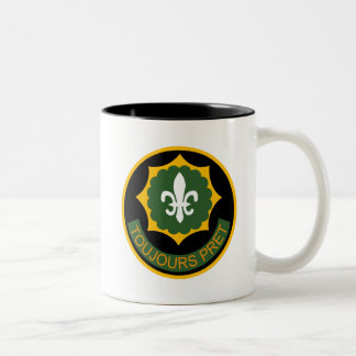 2nd ACR Shoulder Patch Two-Tone Mug