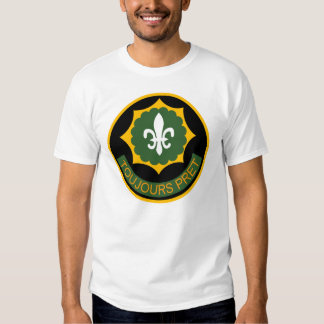 2nd ACR Shoulder Patch Tee Shirt