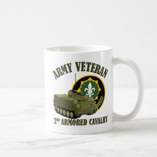2nd ACR Vet - M113 APC Coffee Mug