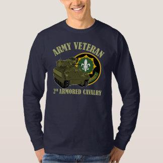 2nd ACR Vet - M2 Bradley Shirts