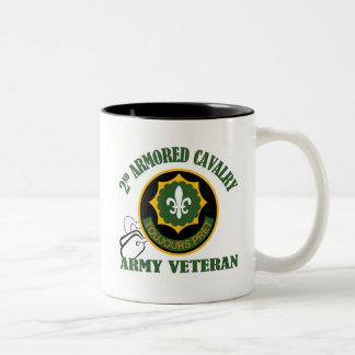 2nd ACR Vet Two-Tone Mug