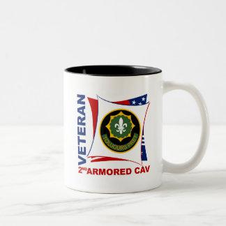 2nd ACR Vet Two-Tone Coffee Mug