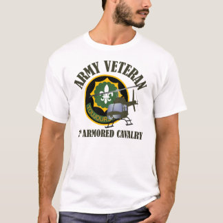 2nd ACR with OH-58 T-Shirt