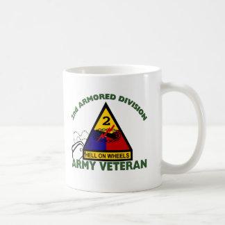 2nd AD Vet Coffee Mug