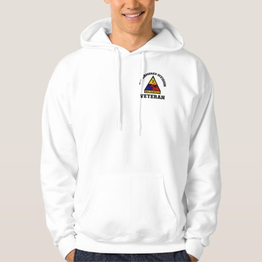 2nd AD Vet - College Style Hoodie