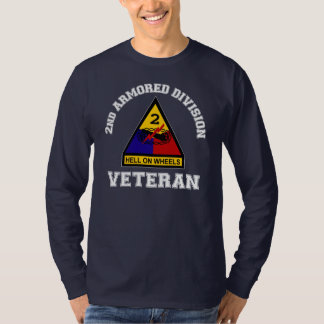 2nd AD Vet - College Style T-shirts