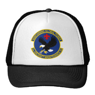 2nd Aircraft Maintenance Squadron - Maintaining Gl Trucker Hat