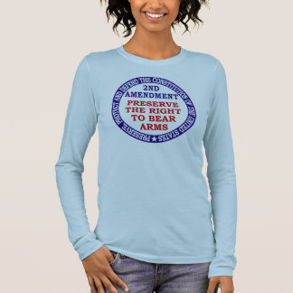 2nd Amendment_1_27 Long Sleeve T-Shirt