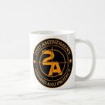 2nd Amendment 3 Coffee Mug