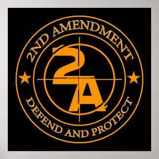 2nd Amendment 3 Poster