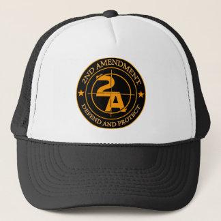 2nd Amendment 3 Trucker Hat