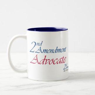 2nd Amendment Advocate mugs