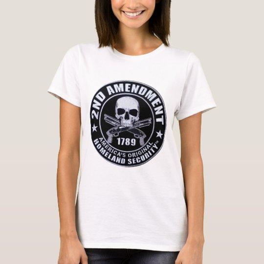 2nd Amendment America's Original  T-Shirt