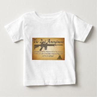2nd. Amendment Baby T-Shirt