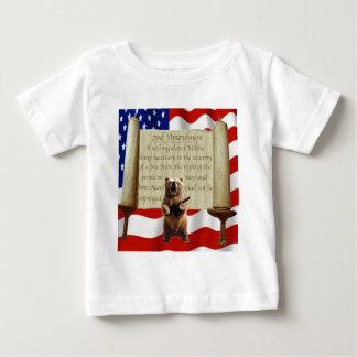 2nd Amendment Baby T-Shirt