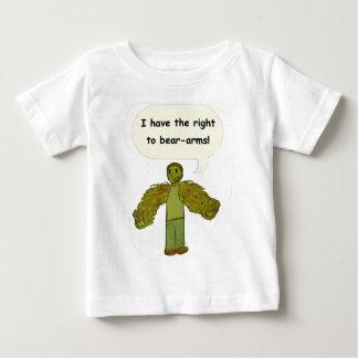 2nd Amendment? Baby T-Shirt