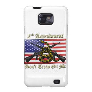2nd Amendment Samsung Galaxy SII Covers