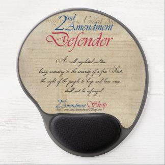 2nd Amendment Defender gel mouse pad