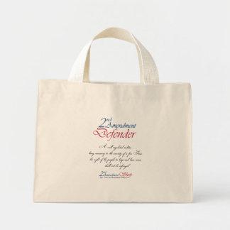 2nd Amendment Defender totes Bag