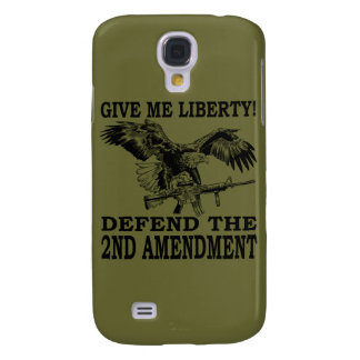 2nd Amendment Eagle Samsung Galaxy S4 Case
