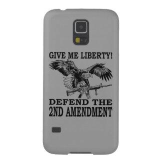 2nd Amendment Eagle Galaxy S5 Cases