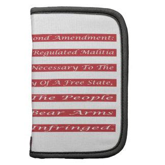 2nd Amendment Flag Organizer