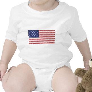 2nd Amendment Flag T Shirts