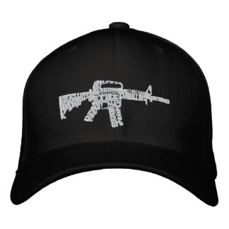 2nd Amendment Hat Embroidered Baseball Caps