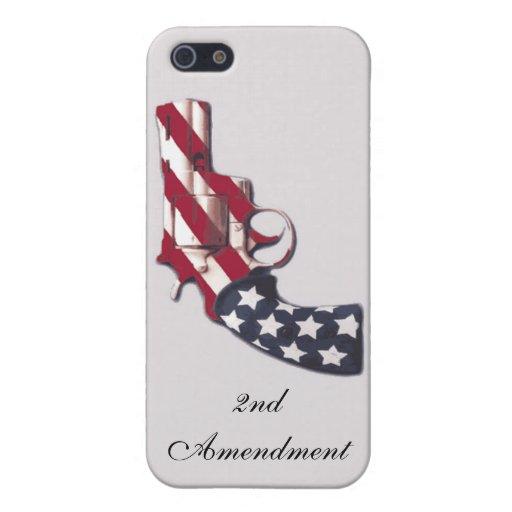 2nd Amendment iPhone 5/5s Case