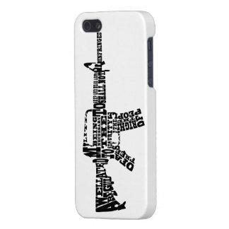 2nd Amendment iPhone 5 case