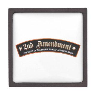 2nd amendment jewelry box