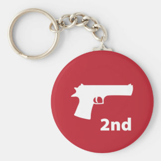 2nd (Amendment) Keychain