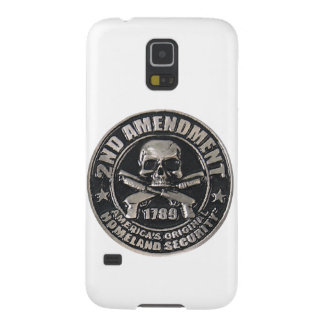 2nd Amendment Medal Galaxy S5 Cases