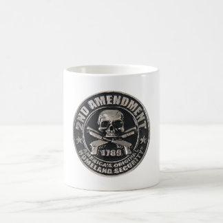 2nd Amendment Medal Coffee Mug