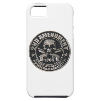 2nd Amendment Medal iPhone 5 Cover