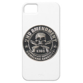 2nd Amendment Medal iPhone 5 Covers