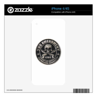 2nd Amendment Medal.png Skins For iPhone 4