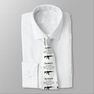 2nd Amendment Necktie