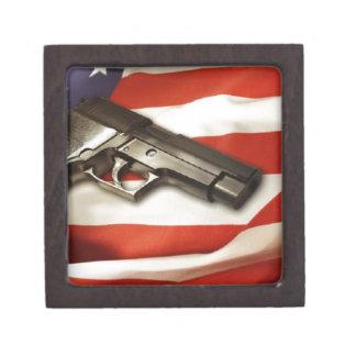 2nd Amendment Patriot Gear Jewelry Box