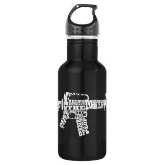 2nd Amendment 18oz Water Bottle