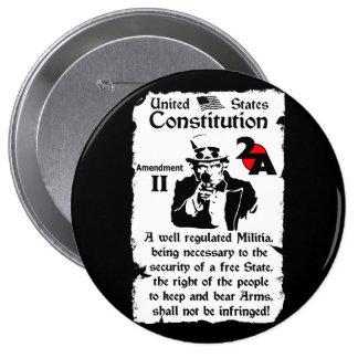 2nd Amendment Pins