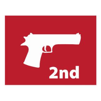 2nd (Amendment) Postcard