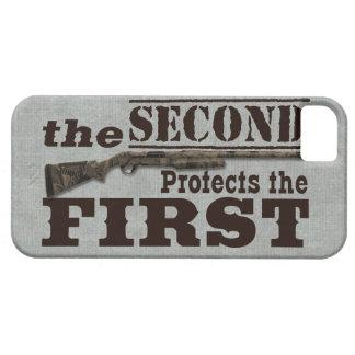 2nd Amendment Protects 1st Amendment iPhone 5 Cases