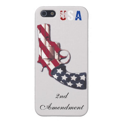2nd Amendment Rights iPhone 5/5s Case