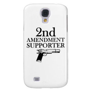 2nd AMENDMENT SUPPORTER - gun rights/constitution Galaxy S4 Cases