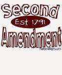 2nd Amendment, TheMoveRight.com Shirts
