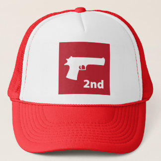 2nd (Amendment) Trucker Hat