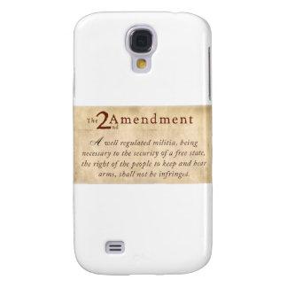 2nd Amendment Vintage Galaxy S4 Cover