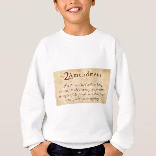 2nd Amendment Vintage Sweatshirt